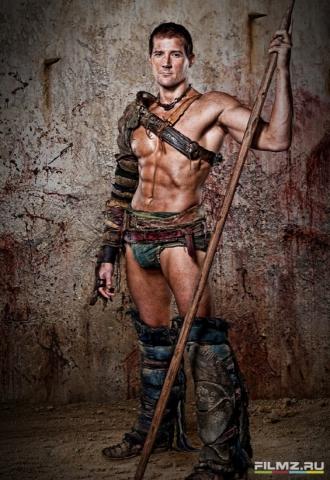 кадр №187447 из сериала Спартак: Боги арены