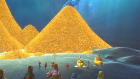 кадр №187916 из фильма Олли и сокровища пиратов