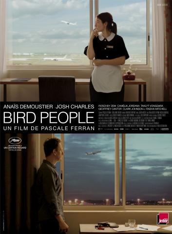 плакат фильма постер Люди и птицы*