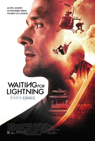 плакат фильма постер В ожидании молнии