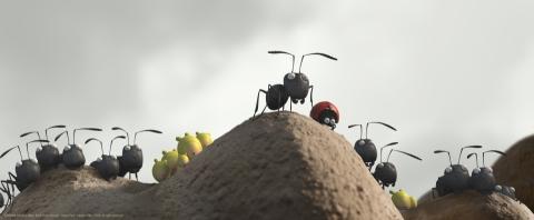 кадр №189499 из фильма Букашки 3D. Приключение в Долине Муравьев