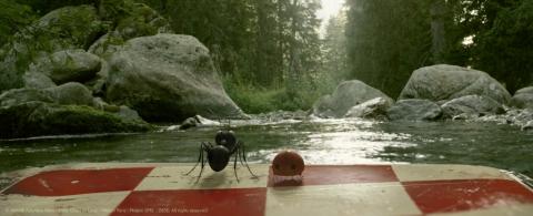 кадр №189503 из фильма Букашки 3D. Приключение в Долине Муравьев