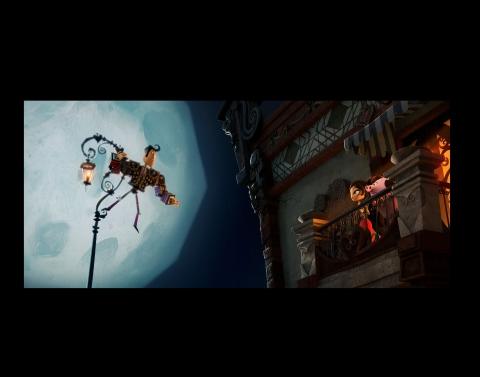 кадр №190126 из фильма Книга жизни