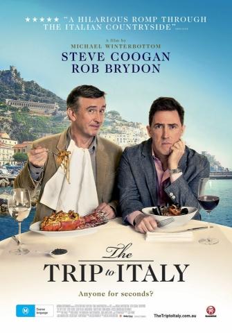 плакат фильма постер Путешествие в Италию*