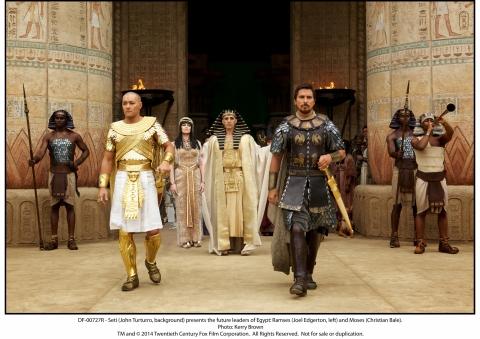 кадр №191667 из фильма Исход: Цари и боги