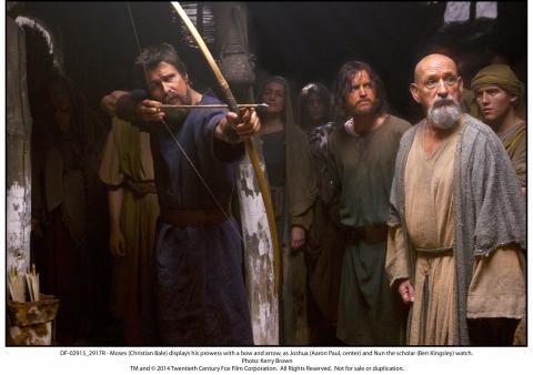 кадр №191670 из фильма Исход: Цари и боги