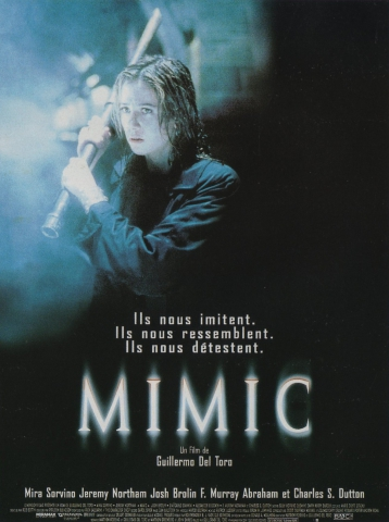 плакат фильма постер Мутанты