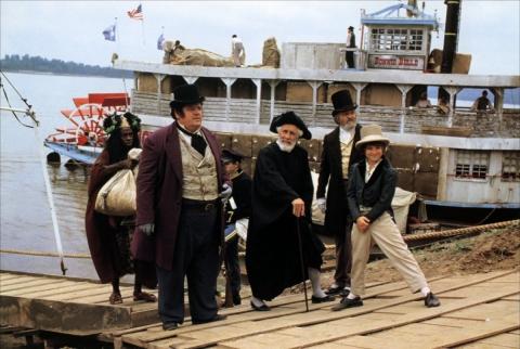 кадр №191824 из фильма Приключения Гекльберри Финна