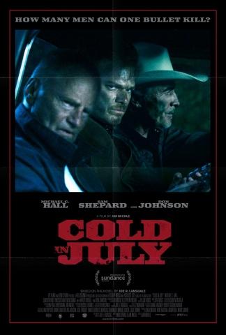 плакат фильма постер Холод в июле
