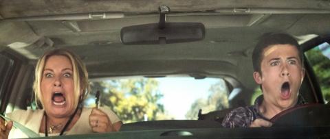 кадр №192642 из фильма Александр и ужасный, кошмарный, нехороший, очень плохой день