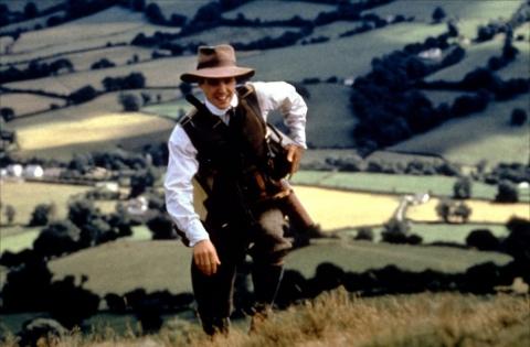 кадр №192705 из фильма Англичанин, который поднялся на холм, но спустился с горы*