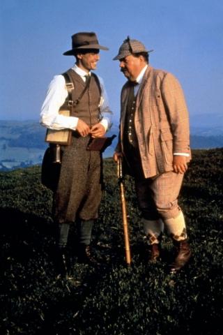 кадр №192706 из фильма Англичанин, который поднялся на холм, но спустился с горы*