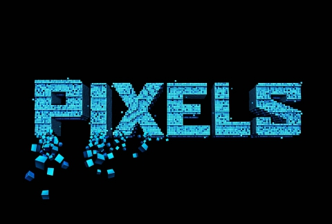 кадр №192945 из фильма Пиксели
