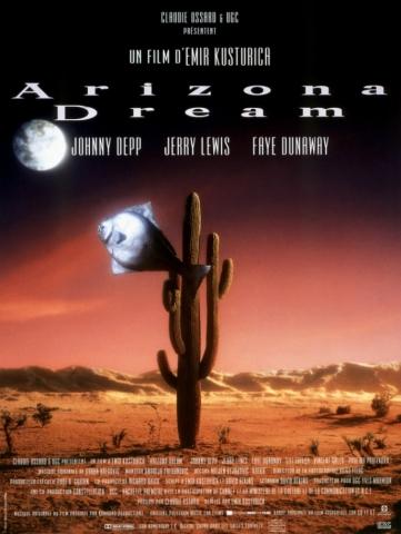 плакат фильма постер Аризонская мечта