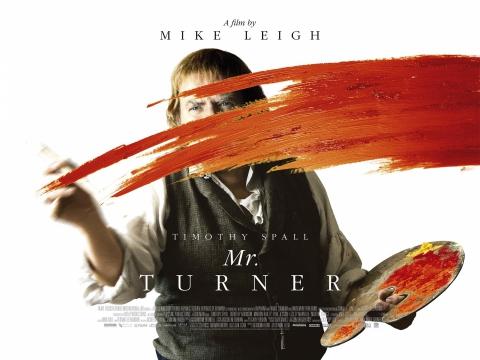 плакат фильма биллборды Уильям Тернер*