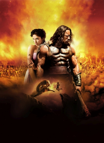 плакат фильма постер textless Геракл