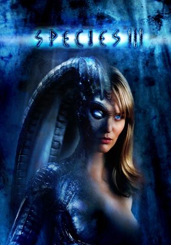 плакат фильма постер Особь 3