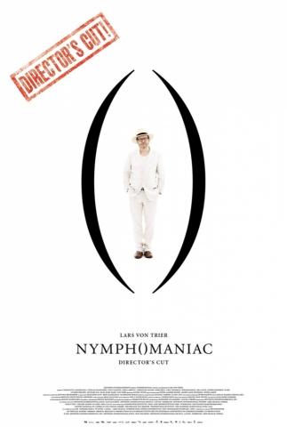 плакат фильма постер Нимфоманка. Часть II