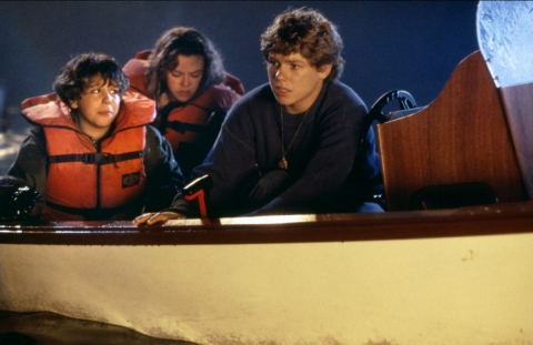 кадры из фильма Освободите Вилли 2: Новое приключение Фрэнсис Капра, Мэри Кейт Шеллхардт, Джейсон Джеймс Рихтер,
