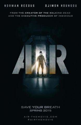 плакат фильма постер Воздух*