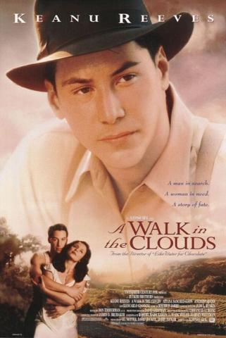 плакат фильма постер Прогулка в облаках