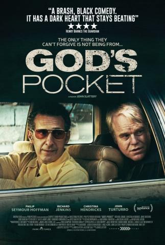 плакат фильма постер Божий карман*