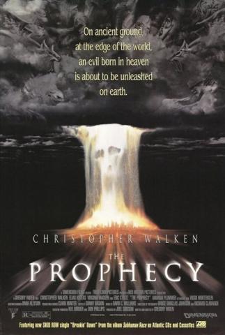 плакат фильма постер Пророчество