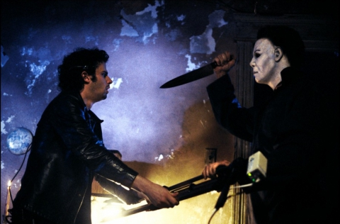 кадр №194805 из фильма Хэллоуин: Воскрешение