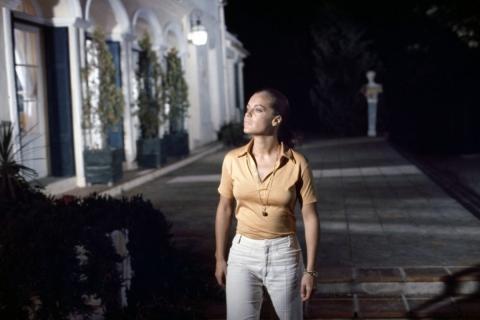 кадры из фильма Бассейн Роми Шнайдер,