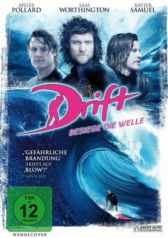 плакат фильма DVD На гребне
