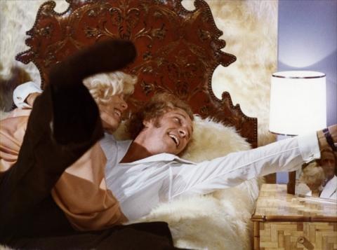 кадр №195453 из фильма Возвращение высокого блондина