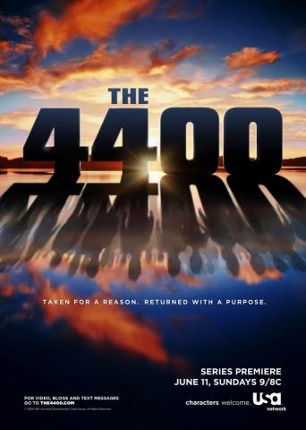 плакат фильма постер 4400
