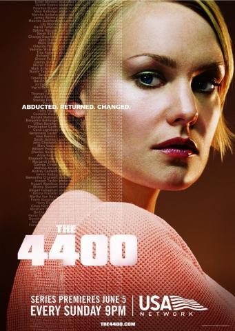 плакат фильма характер-постер 4400