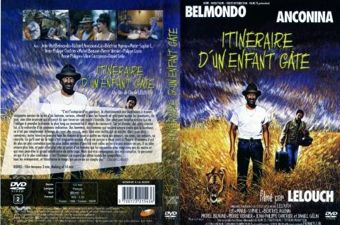 плакат фильма DVD Баловень судьбы