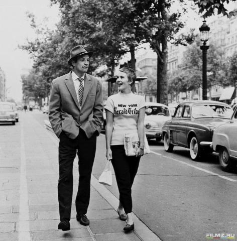 кадр №195857 из фильма На последнем дыхании