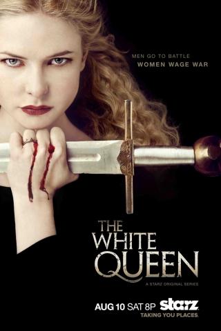 плакат фильма постер Белая королева