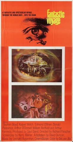 плакат фильма постер Фантастическое путешествие