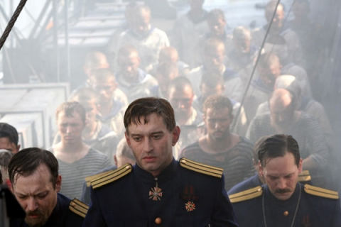 кадры из фильма Адмиралъ Константин Хабенский,