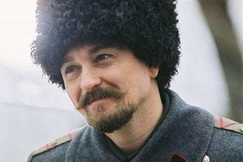 кадры из фильма Адмиралъ Сергей Безруков,