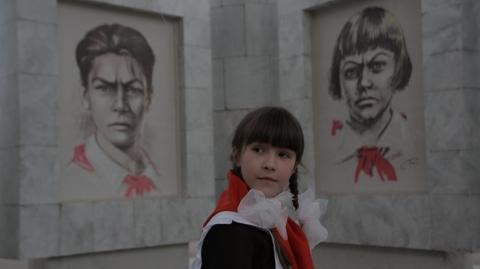 кадры из фильма Пионеры-герои