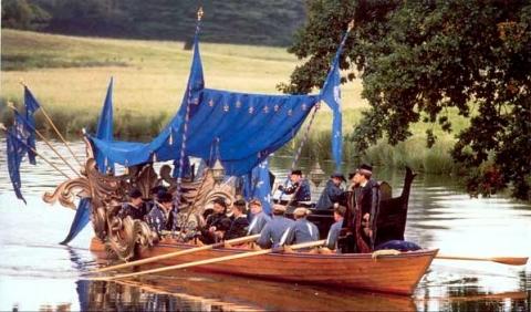 кадры из фильма Елизавета