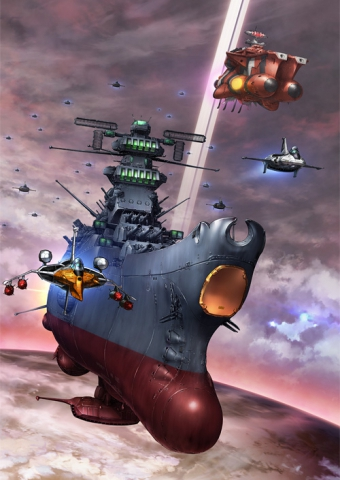 кадр №196650 из фильма Космический линкор Ямато 2199: Звёздный ковчег*