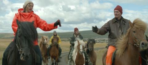 кадр №197089 из фильма О лошадях и людях