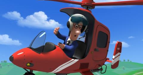 кадры из фильма Почтальон Пэт 3D