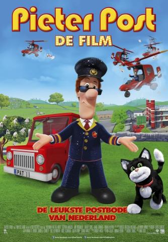 плакат фильма постер Почтальон Пэт 3D