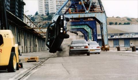 кадры из фильма Такси