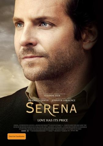 плакат фильма характер-постер Серена