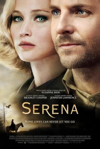 плакат фильма постер Серена