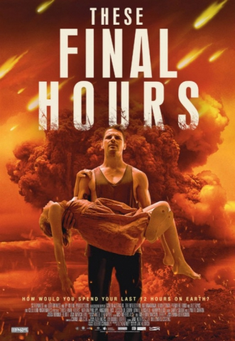 плакат фильма постер Последние часы