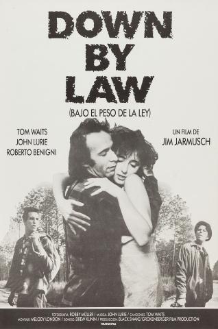 плакат фильма постер Вне закона
